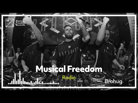 Musical Freedom Radio Episode 37 - Brohug