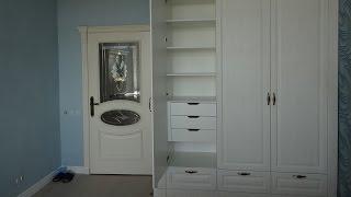 Шкаф в спальне в классическом стиле(Изготовим любую корпусную мебель по вашим размерам в городе Йошкар-ола и республике Марий-Эл Мы будем рады..., 2016-09-03T22:18:25.000Z)