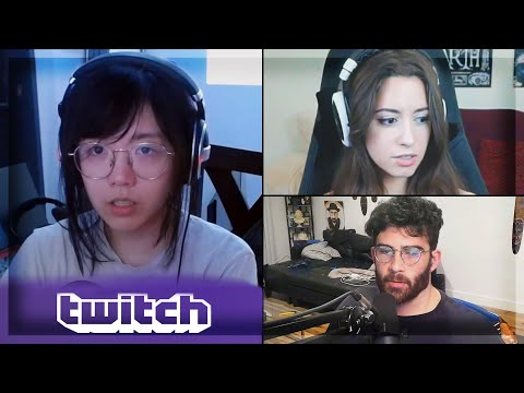 Lilypichu Responds to the HATE | Sweet Anita on How Bad Her Stalker Got | HasanAbi on OfflineTv