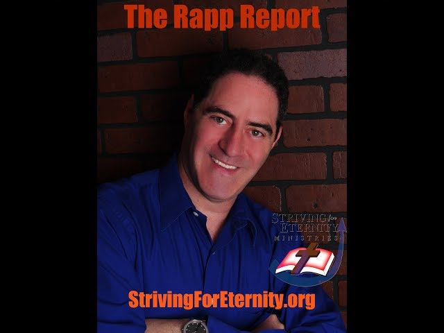 Racism - Is color the issue? | The Rapp Report | Andrew Rappaport | SFE | Striving for Eternity