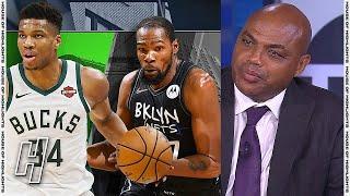 Inside the NBA Previews Bucks vs Nets Series | 2021 NBA Playoffs