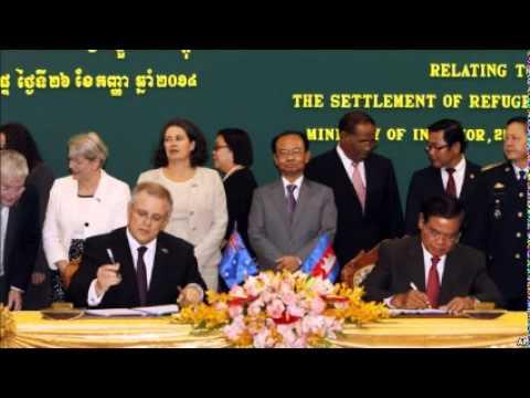 Australia-Cambodia Resettlement Agreement Raises Concerns