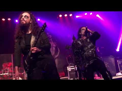 Cradle Of Filth- Death Of Love Live 4/3/18 Atlanta, Ga