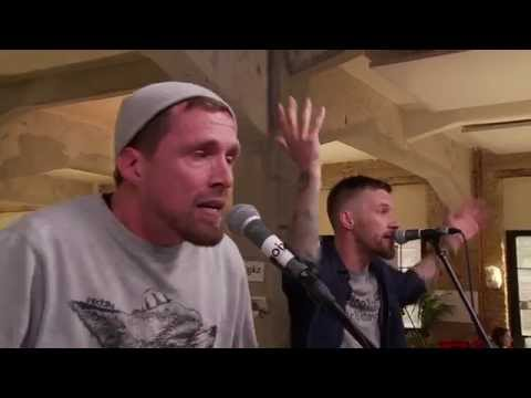 Mach One - Schweinegrippe (Live at joiz)