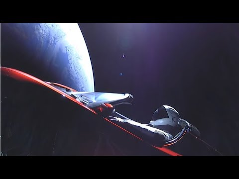 Falcon Heavy - Space Oddity