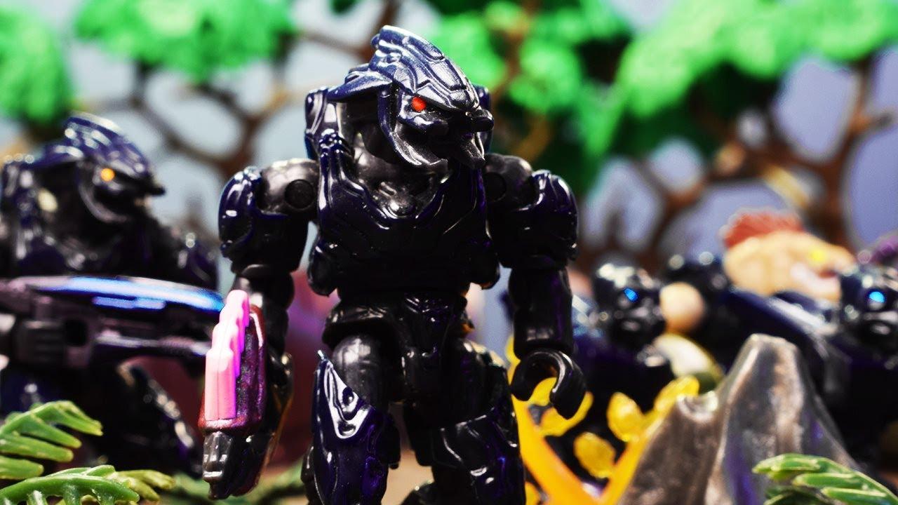 Download Halo: Desolation - Mega Construx/Bloks Stopmotion