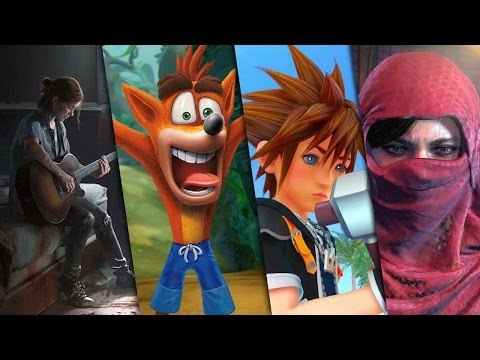 10 Anticipated Games We Hope Appears at E3 2017   Electronic Entertainment Expo