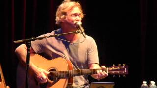 """Anders Osborne (solo acoustic) """"Ash Wednesday Blues"""" 06-26-15 StageOne FTC Fairfield CT"""
