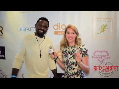 Darius McCreary at Doris Bergman's 7th Style Lounge & Party in Celebration of Emmy® Season