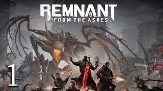 MUNDO POSTAPOCALIPTICO - Remnant: From the Ashes - Directo 1