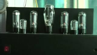 Ламповый усилитель 6П3С, 6Н9С, 5Ц3С