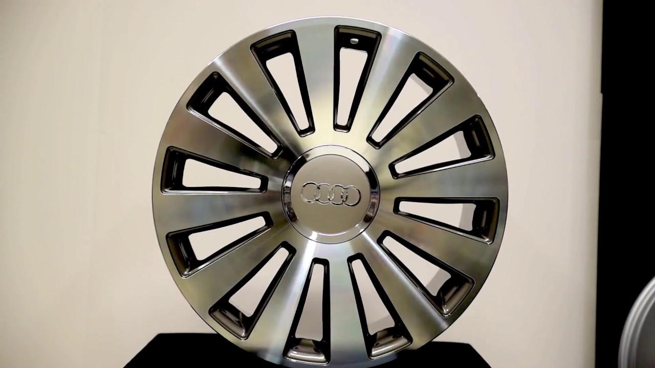Audi A8 Ramses