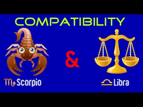Are scorpios and libras sexually compatible
