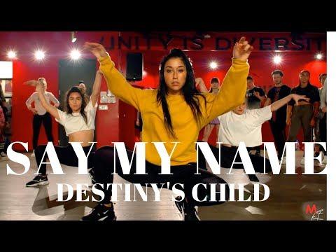 Say My Name - Destiny's Child DANCE VIDEO | Dana Alexa Choreography