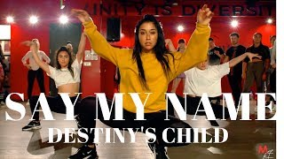 Say My Name Destiny 39 S Child Dance Audio Dana Alexa Choreography