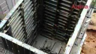 elevator core systemwmv