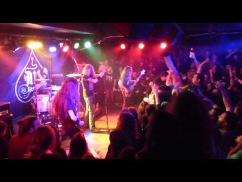 Nightstalker - Children Of The Sun @An Club 24/12/2013