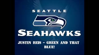 Green and that Blue - Seahawks Rap