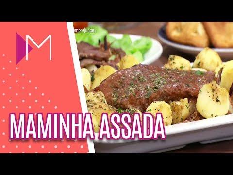 Maminha assada - Mulheres (04/05/18)