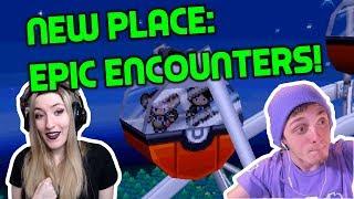 SWEET ENCOUNTERS!   Pokemon Black 2 and White 2 Randomizer Nuzlocke Co-Op   #10