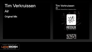 Tim Verkruissen - Air (Original Mix) [Redux Recordings]