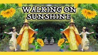 Walking on Sunshine - Katrina &amp The Waves    Litha   Summer Season    Summer music