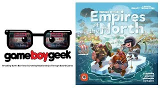 Imperial Settlers: Empires of the North Review with the Game Boy Geek