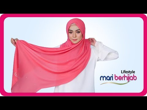 Tutorial Hijab Pesta Simple Dan Cantik Baru