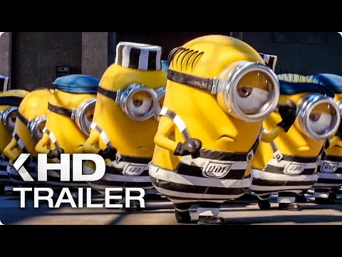 "DESPICABLE ME 3 ""It's So Good To Be Bad"" TV Spot & Trailer (2017)"