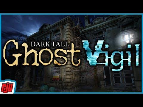 Dark Fall Ghost Vigil | Ghost-Hunting Point u0026 Click Game