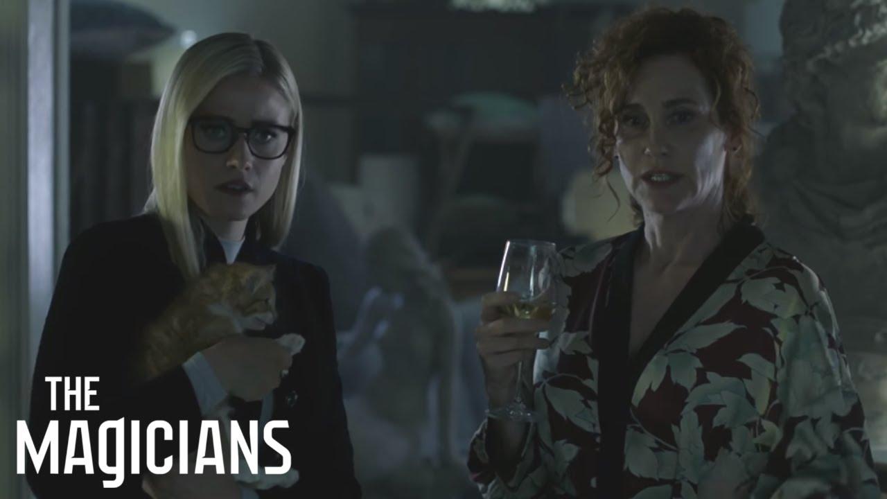 THE MAGICIANS | Season 3, Episode 3: Sneak Peek | SYFY - YouTube
