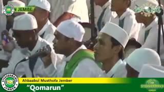 (Mas Ulin) Ahbaabul Musthofa Jember - Qomarun