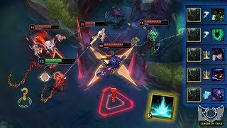 Epic 1v5 Outplays - League of Legends Plays | LoL Best Moments #154