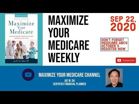 Medicare And Health Insurance Enrollment Periods Approaching Rapidly