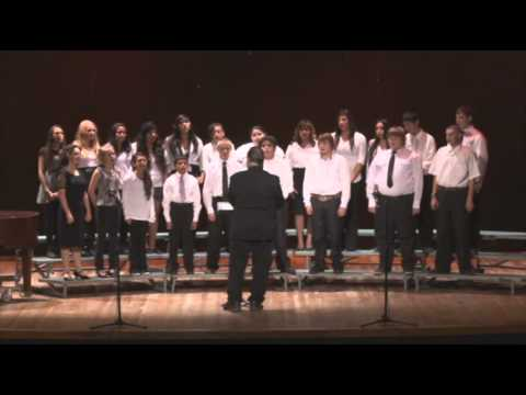 2014 11 20 Willcox Middle School Choir