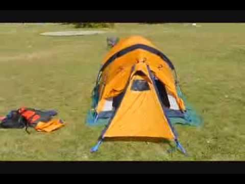 carpa ems headwall tent & carpa ems headwall tent - YouTube