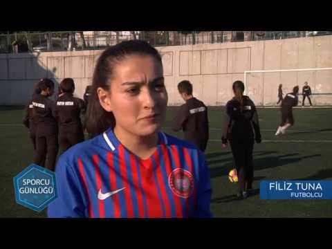 Sporcu Günlüğü | Futbol - Filiz TUNA