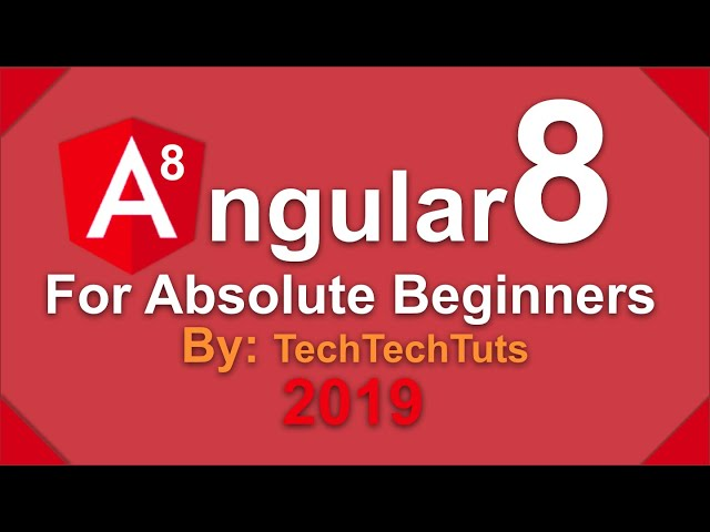 Part 07 Angular 7 Tutorial Series by TechTechTuts in 2019: How to Use TypeScript with Angular 8.0