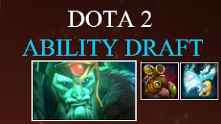 Dota 2 Ability Draft Ranged Tidebringer Crit King