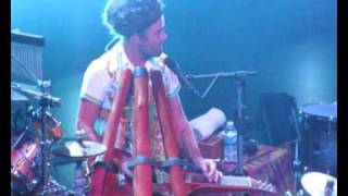 Xavier Rudd  Let Me Be  Live @ AB Brussels 15feb2010 part 2
