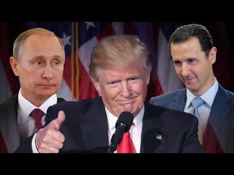 Trump Ends Covert Rebel-Arming Program
