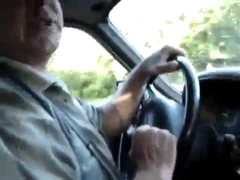 Весёлый таксист