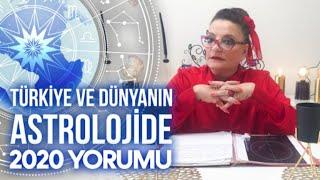 Gambar cover Türkiye ve Dünyanın Astrolojide ki 2020 Yorumu