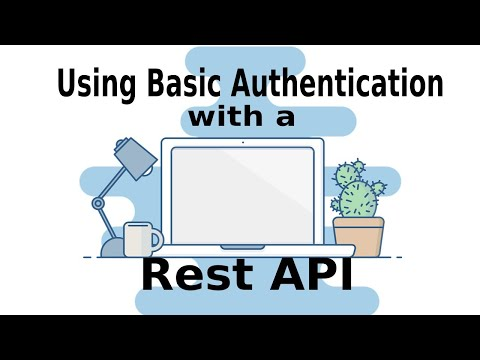 Tutorial - Integrate Basic Authentication In A REST Api Using PHP