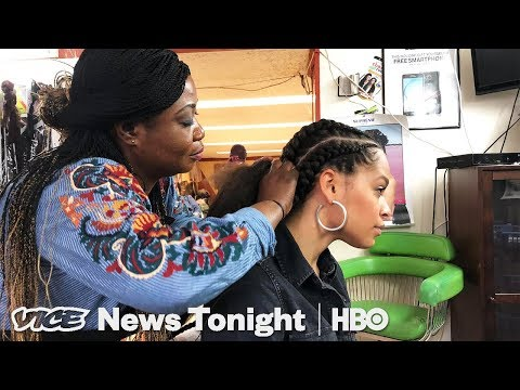 Risky Hair Braiding & Plastic Eating Enzyme: VICE News Tonight Full Episode (HBO)
