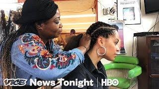 Risky Hair Braiding & Plastic Eating Enzyme: VICE News Tonight Full Episode (HBO) thumbnail