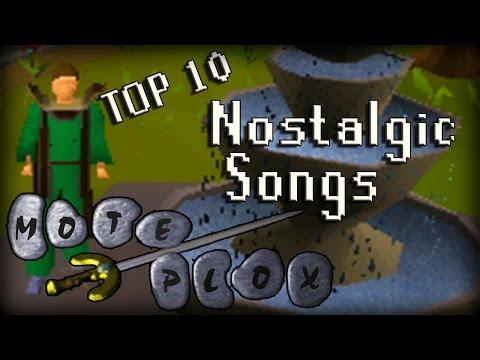 Top 10 Nostalgic RuneScape Songs
