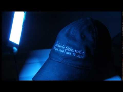 LumiLor Electroluminescent Paint
