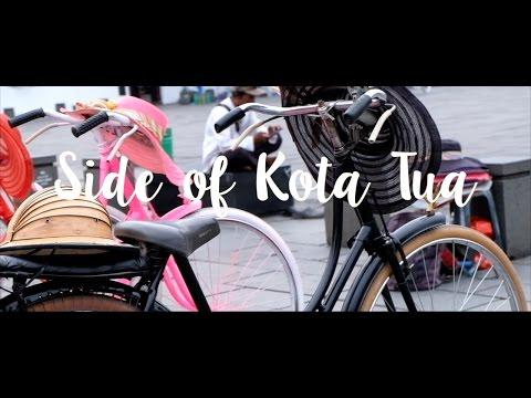 #TUARTVLOG:  Side of Kota Tua Jakarta [leisure project]