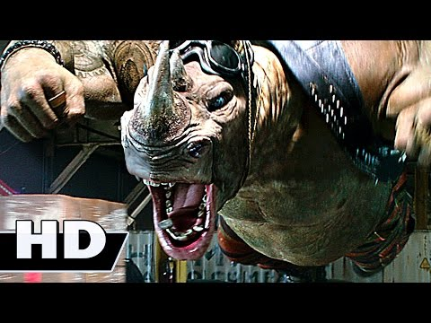 Ninja Turtles 2 'Out Of The Shadows' TRAILER (Movie HD)